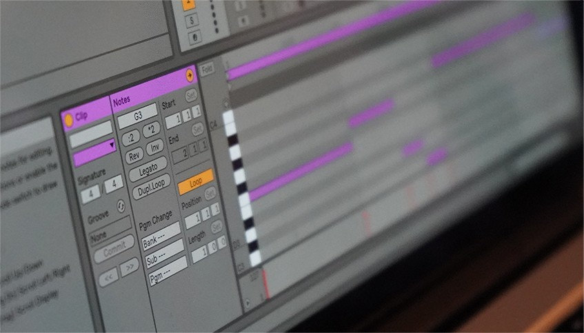 Melody and Bassline Generation | Ableton Live